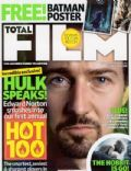 Brad Pitt, Edward Norton on the cover of Total Film (Hungary) - January 2000