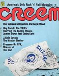on the cover of Creem (United States) - September 1972