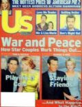 Alyson Hannigan, Ben Affleck, Dennis Quaid, Dennis Quaid and Meg Ryan, Lisa Marie Presley and Nicolas Cage, Lisa Marie Presley Lockwood, Meg Ryan, Meg Ryan and Nicolas Cage, Nicolas Cage, Nicole Kidman, Nicole Kidman and Tom Cruise, Tom Cruise on the cover of Us Weekly (United States) - August 2001