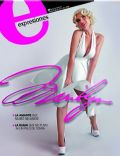 Marilyn Monroe on the cover of Expresiones (Ecuador) - August 2012