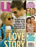 Jake Gyllenhaal, Reese Witherspoon, Reese Witherspoon and Jake Gyllenhaal on the cover of Us Weekly (United States) - April 2008