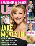 Jake Gyllenhaal, Reese Witherspoon, Reese Witherspoon and Jake Gyllenhaal on the cover of Us Weekly (United States) - July 2008