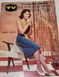 Shelley Fabares on the cover of TV Magazine (United States) - July 1961