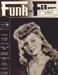 Rita Hayworth on the cover of Funk Und Film (Austria) - May 1951