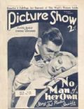 Clark Gable on the cover of Picture Show (United Kingdom) - August 1933