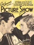 Gary Cooper on the cover of Picture Show (United Kingdom) - October 1936