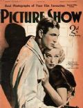 Gary Cooper on the cover of Picture Show (United Kingdom) - April 1937