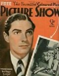 Tyrone Power on the cover of Picture Show (United Kingdom) - October 1937