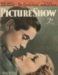 Tyrone Power on the cover of Picture Show (United Kingdom) - January 1938