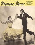 Douglas Fairbanks Jr., Fred Astaire on the cover of Picture Show (United Kingdom) - May 1951