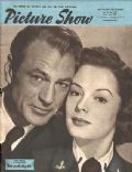 Gary Cooper on the cover of Picture Show (United Kingdom) - June 1951