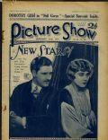 Ronald Colman, Ronald Colman and Vilma Banky, Vilma Bánky on the cover of Picture Show (United States) - January 1927
