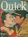 Gregory Peck on the cover of Quick (United States) - September 1952