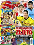 Michal Winiarski, Robert Lewandowski on the cover of Bravo Sport (Poland) - August 2012