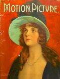 Olive Thomas on the cover of Motion Picture (United States) - June 1919