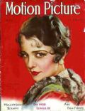 Bebe Daniels on the cover of Motion Picture (United States) - May 1931