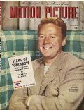 Van Johnson on the cover of Motion Picture (United States) - November 1945