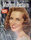 Janet Leigh on the cover of Motion Picture (United States) - June 1951