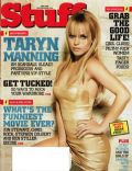 Taryn Manning on the cover of Stuff (United States) - May 2007