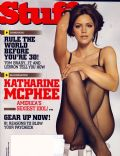 Katharine McPhee on the cover of Stuff (United States) - August 2007
