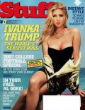 Ivanka Trump on the cover of Stuff (United States) - September 2007