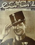 Maurice Chevalier on the cover of Ecran (Chile) - March 1932
