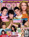 on the cover of Bop (United States) - May 2007