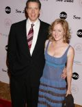 Kyle Secor and Kari Coleman