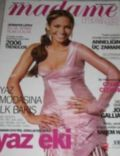 Jennifer Lopez on the cover of Madame Figaro (Turkey) - May 2006