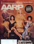 Cloris Leachman, Joanne Woodward, Kathy Bates, Marcia Gay Harden, Patty Duke, Rita Moreno, Shirley Jones on the cover of Aarp The Magazine (United States) - March 2005