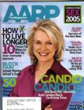 Candice Bergen on the cover of Aarp The Magazine (United States) - July 2005