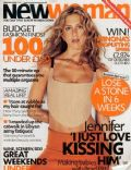 Jennifer Aniston on the cover of New Woman (United Kingdom) - February 2003