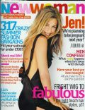 Jennifer Aniston on the cover of New Woman (United Kingdom) - August 2003