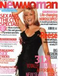 Reese Witherspoon on the cover of New Woman (United Kingdom) - September 2003