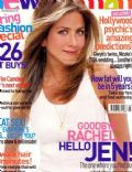 Jennifer Aniston on the cover of New Woman (United Kingdom) - March 2004