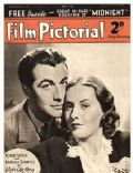 Barbara Stanwyck, Barbara Stanwyck and Robert Taylor, Robert Taylor on the cover of Film Pictorial (United Kingdom) - May 1939