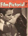 Douglas Fairbanks Jr., James Stewart on the cover of Film Pictorial (United Kingdom) - September 1939
