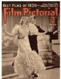 on the cover of Film Pictorial (United States) - December 1936