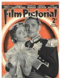 Errol Flynn on the cover of Film Pictorial (United States) - September 1937