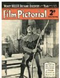 Errol Flynn on the cover of Film Pictorial (United States) - December 1938