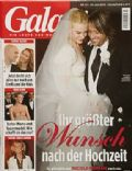 Andre Agassi, Heidi Klum, Keith Urban, Keith Urban and Nicole Kidman, Nicole Kidman on the cover of Gala (Germany) - June 2006