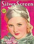 Marian Marsh on the cover of Silver Screen (United States) - March 1932