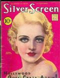 Carole Lombard on the cover of Silver Screen (United States) - May 1932