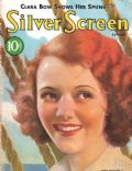 Janet Gaynor on the cover of Silver Screen (United States) - January 1933