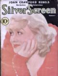 Constance Bennett on the cover of Silver Screen (United States) - February 1933