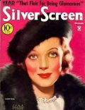 Loretta Young on the cover of Silver Screen (United States) - October 1934
