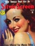 Joan Crawford on the cover of Silver Screen (United States) - November 1934