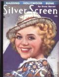 Alice Faye on the cover of Silver Screen (United States) - July 1937