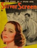 Errol Flynn, Olivia de Havilland, Olivia de Havilland and Errol Flynn on the cover of Silver Screen (United States) - July 1938