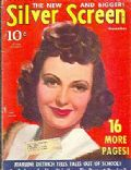 Linda Darnell on the cover of Silver Screen (United States) - December 1940